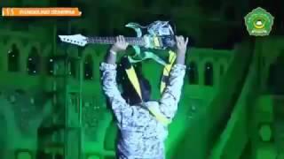 PG 626 DARUL AMANAH WALI Band - D.I.K dan Aksi Gitar Kang Apoy