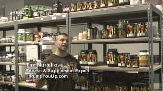 Universal Nutrition Super Cuts 3 Video Product Review
