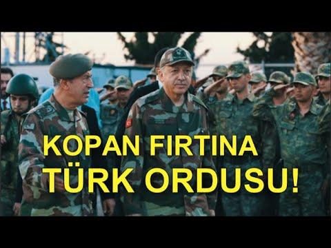 Recep Tayyip Erdoğan -  Şu kopan fırtına Türk ordusudur yâ Rabbi