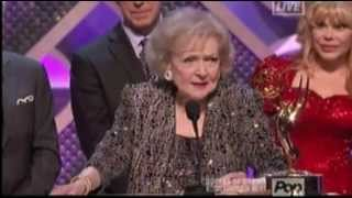 2015 Daytime Emmys - Betty White Lifetime Achievement Award