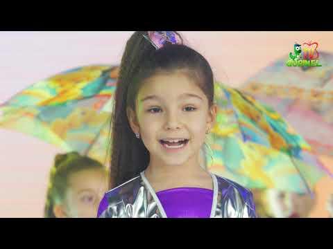 Picaturi Muzicale – Umbrelute – Cantece pentru copii in limba romana