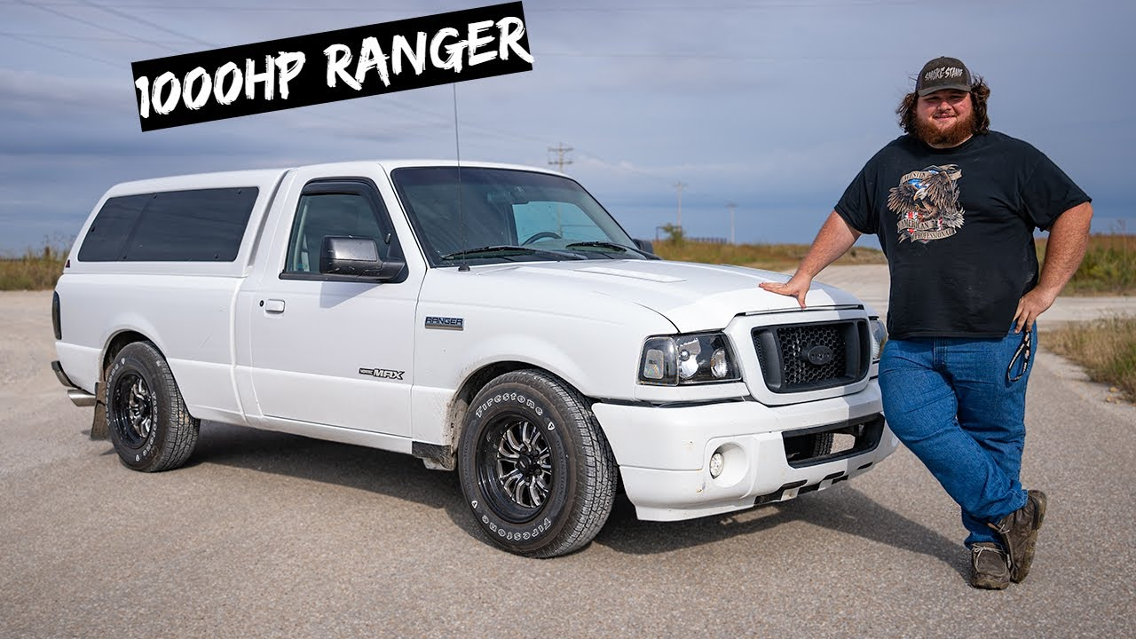 Download We're Building a Sleeper Ford Ranger (LS V8 Swapped)