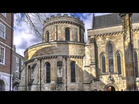 The history of London's Temple Church