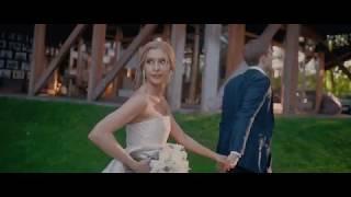 Свадьба Александра и Анастасии в яхт-клубе Пирогово (организация Свадебное агентство Два апельсина)