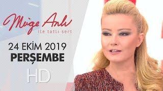 Müge Anlı ile Tatlı Sert 24 Ekim 2019   Perşembe