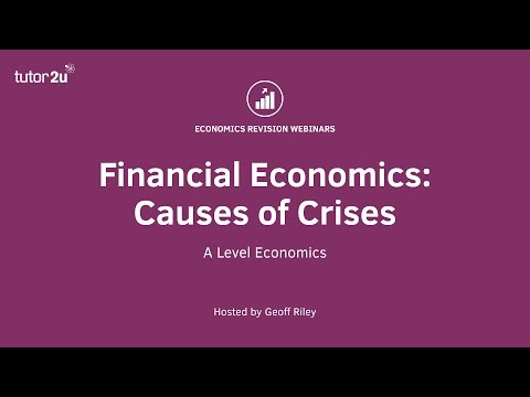 Causes of Financial Crises