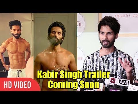 Shahid Kapoor On Making Of Kabir Singh  #Arjun Reddy Sandeep Vanga