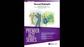 'Round Midnight, arr. Dave Wolpe -- Score and Sound
