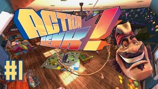 Action Henk!  - Let