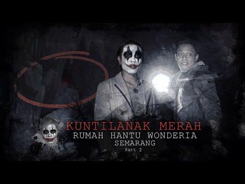 Kehadiran Kuntilanak Merah Di Rumah Hantu Wonderia Semarang (Part 2)