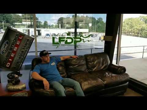 Lead Foot Diesel