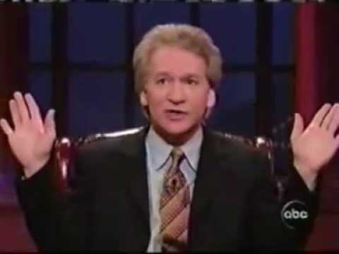 Politically Incorrect with Bill Maher (2001-10-11)