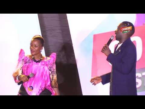 Alex Muhangi Comedy Store Sept 2018 - Ssenga Nantume Vs Mc Mariachi
