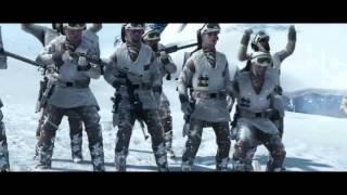The Real Galactic Civil War: A Star Wars Parody