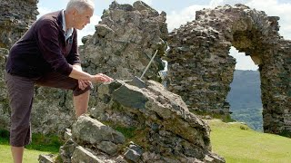 Does Castell Dinas Bran Have an Arthurian Castle Resting Beneath?