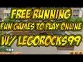 Fun Games To Play Online - Free Running
