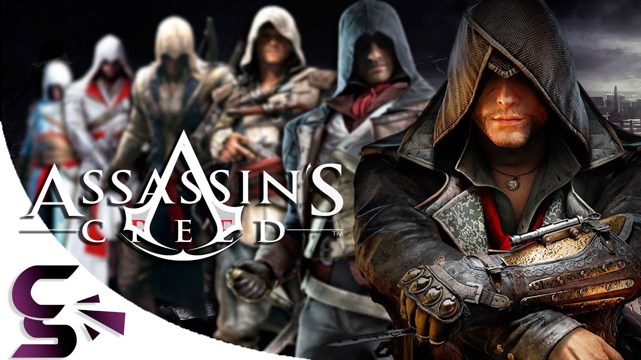 The Evolution of Graphics: Assassin's Creed Edition (2007 ...