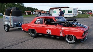 The Cars of Streetweek Sweden 2019