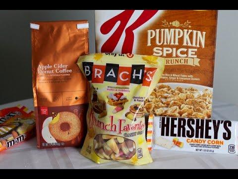 Target Haul & Pumpkin Cookie Dough