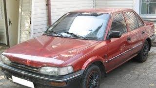 Toyota Corolla 1988 Автомат