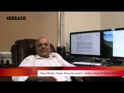Vijay Mukhi, Cyber Security ex...