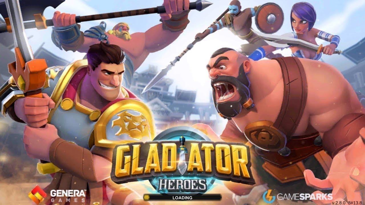 Resultado de imagem para Gladiator Heroes Clash – Strategy RPG