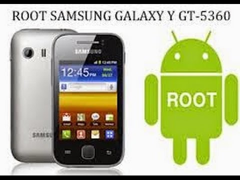 how to update samsung galaxy y gt s5360
