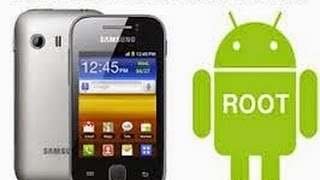 How To Root your Galaxy Y GT S5360 With Update zip File 2016