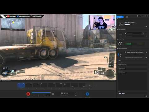Setting up Stream Command in Elgato Game Capture - In this video, MarzBar shows you how to set up Stream Command so you can add webcam, overlays, and browser alerts to your stream!