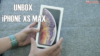 Mở hộp iPhone XS MAX 256GB tại Việt Nam đủ 3 màu - Nghenhinvietnam.vn