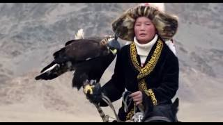 'The Eagle Huntress' (2016) Official Trailer   Narrated by Daisy Ridley