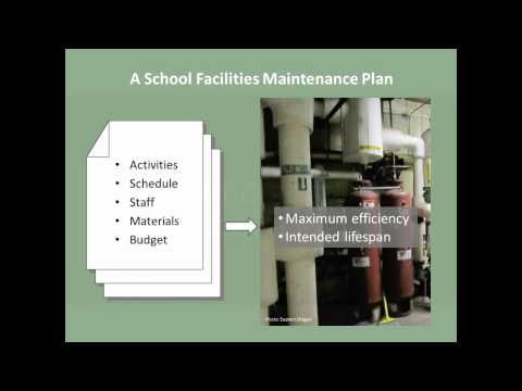 The Maintenance Plan