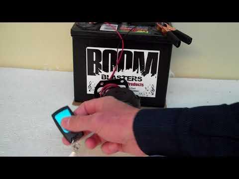 Baseball Organ Charge Musical Sounds Car Horn Wireless