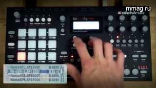 Elektron Analog Rytm: видеоурок №3 - Загрузка сэмплов