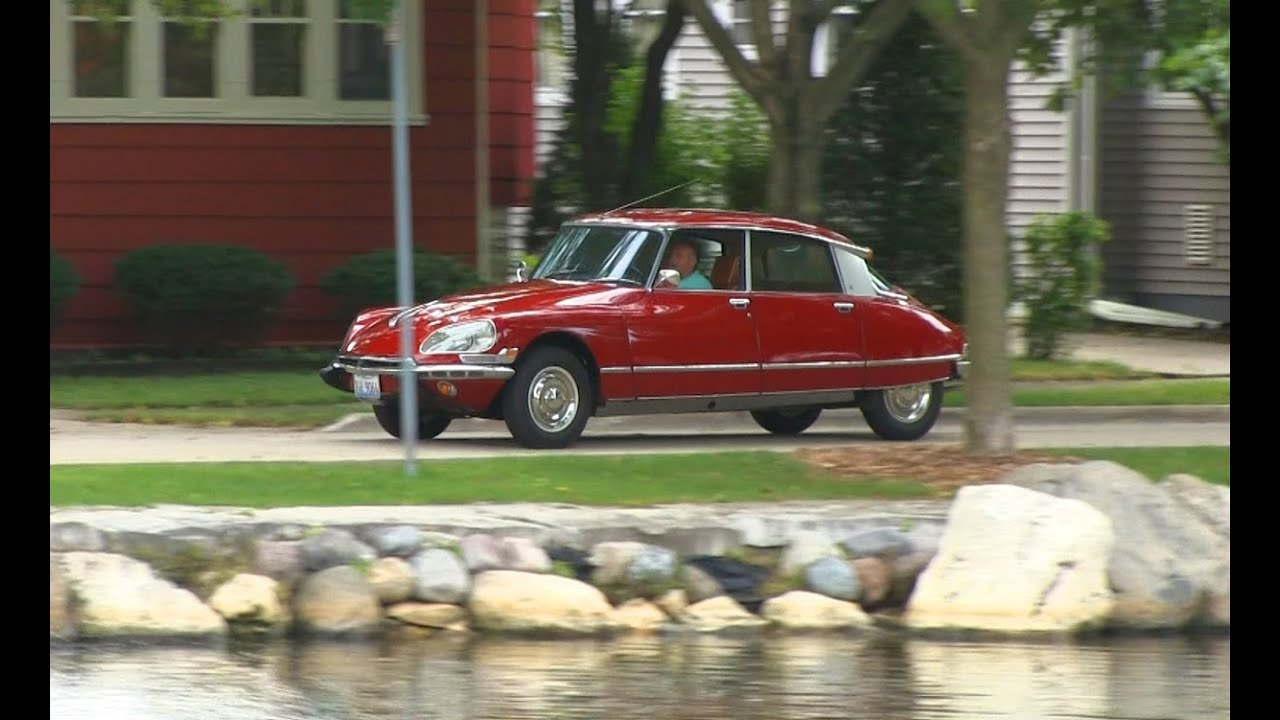 1972 citroen ds 21 yes we go for a ride youtube vanachro Gallery