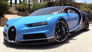 2017 Bugatti Chiron - Start Up, Exhaust & In Depth Review(Like what you see? Click here to keep up to date with my latest reviews: http://bit.ly/1RXFn3v Hello and welcome to Saabkyle04, YouTube's largest collection of ..., 2016-06-19T11:34:00.000Z)