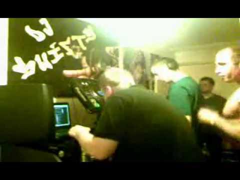 DJ's SWIFTY, STEVE COURTNEY, EASY B , DANNY FRANCIS  & PEACEMAKER.  PT1