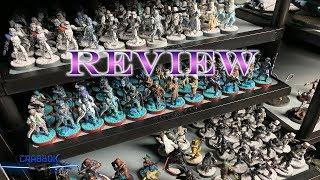 review - Magna Rack Sliders - Battlefoam