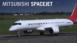 Mitsubishi Aircraft Rebrands MRJ as SpaceJet – AINtv