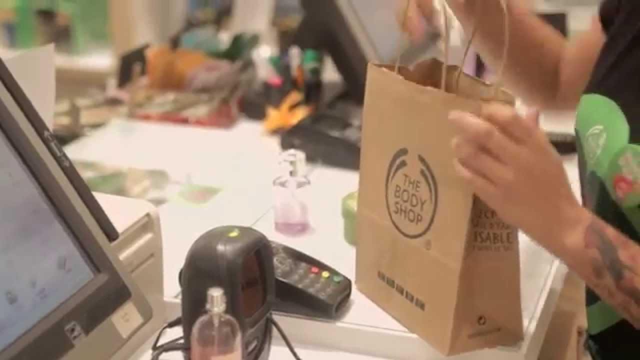 Únete a las franquicias The Body Shop! - YouTube