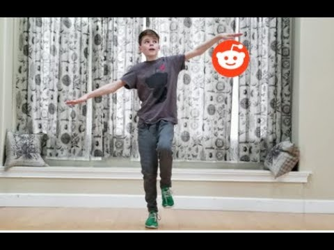 I WANT YOU BACK!  Freestyle Dance!  Grey - Want you Back ft Leon!