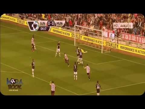 Sunderland vs Manchester United 2-1 Goals and Highlights 2013
