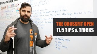 The CrossFit Open: 17.5 Tips & Tricks {...