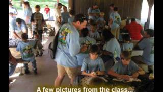 Soap Carving Class At Camp Raven Knob