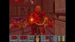 Clippy plays Final Doom TNT MAP 09 - STRONGHOLD / UV MAX Pistol Start