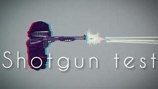 тест дробовика | shotgun test | рисуем мультфильмы 2