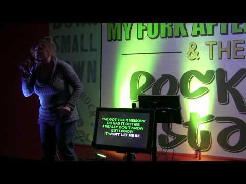 My Fork Restaurant and Sports Lounge - Bangor, Maine   Karaoke Night    She's Got You