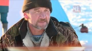 Зимняя рыбалка на Белоярке