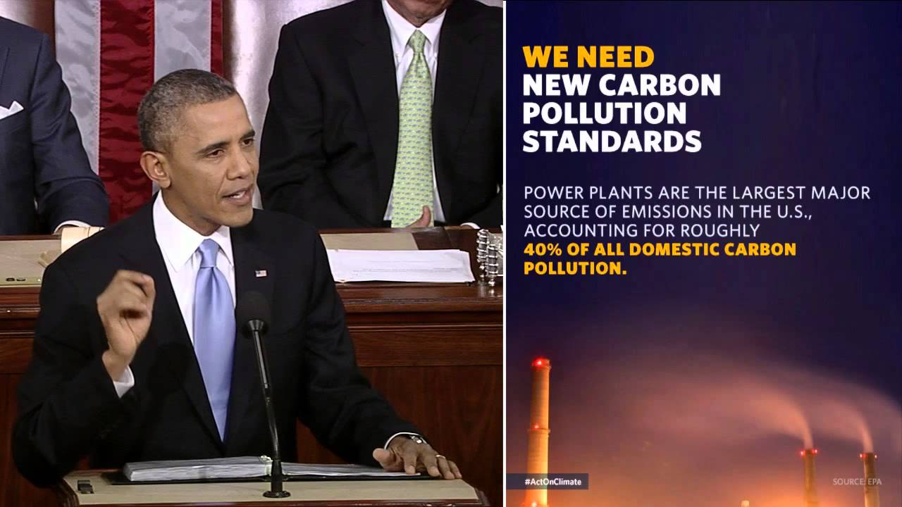 Obama's State of the Union Call for Climate Action