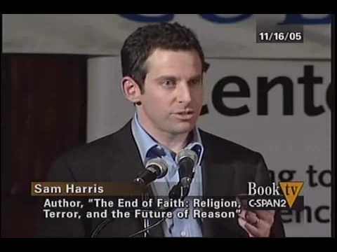 "Sam Harris ""Stem Cell Research and Religion"""